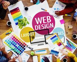 web design work